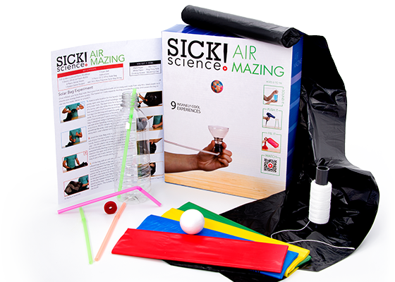 Sick Science! | Sick! Science – Air Mazing